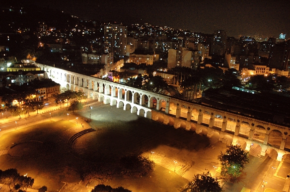 115-Lapa Arches at night
