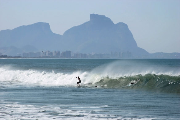 149-Surf - Barra da Tijuca beach