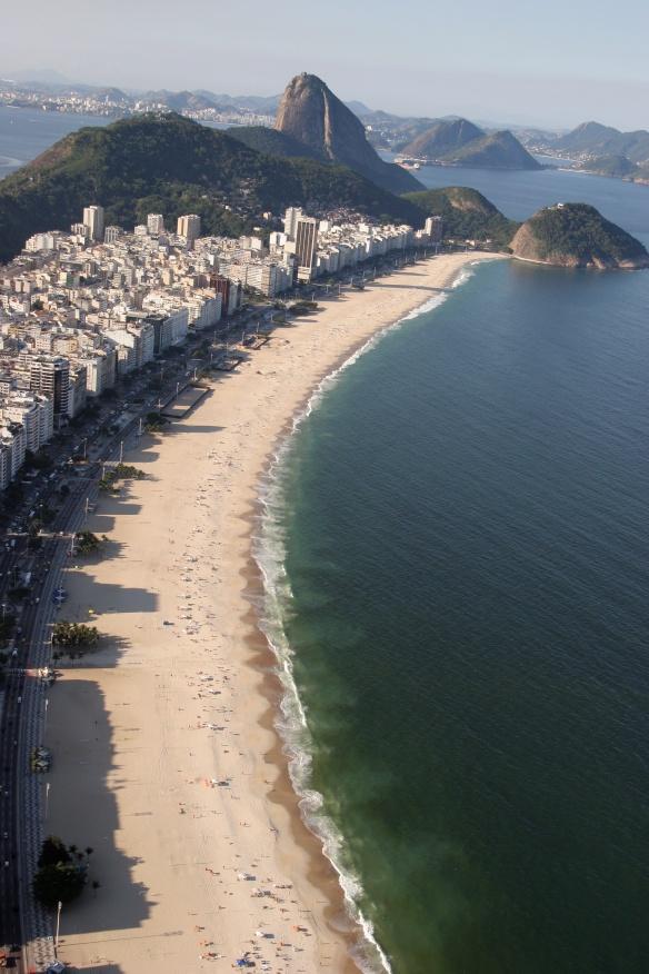 Praia de Copacabana 3