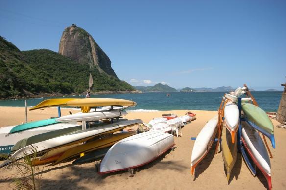 Praia Vermelha-Urca - Vermelha Beach