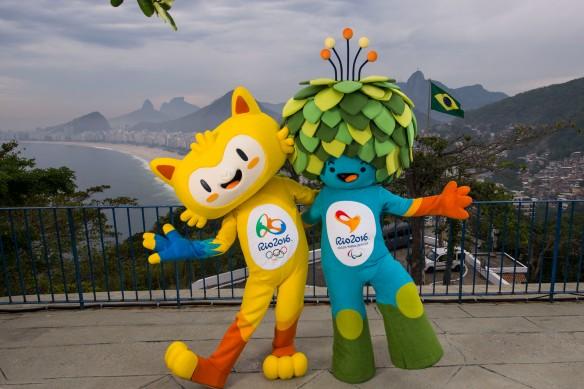 23.11.2014.Mascotes. Forte Copacabana.