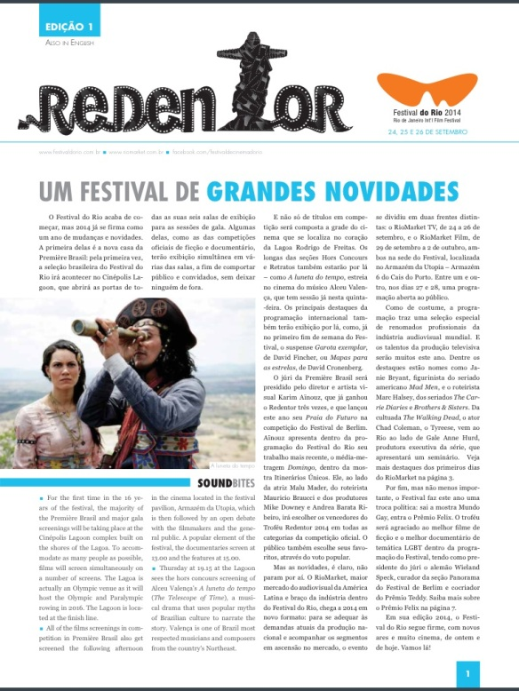 Redentor Cover 1