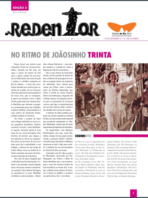 Redentor Cover 3
