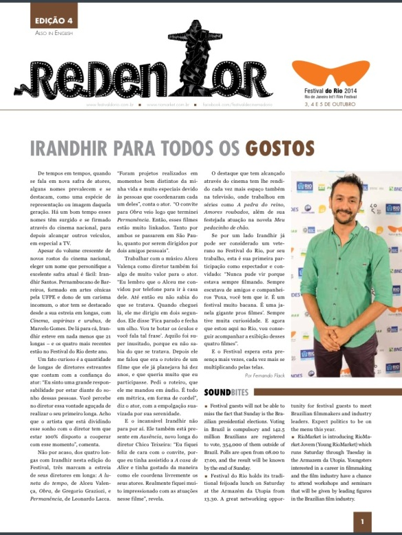 Redentor Cover 4