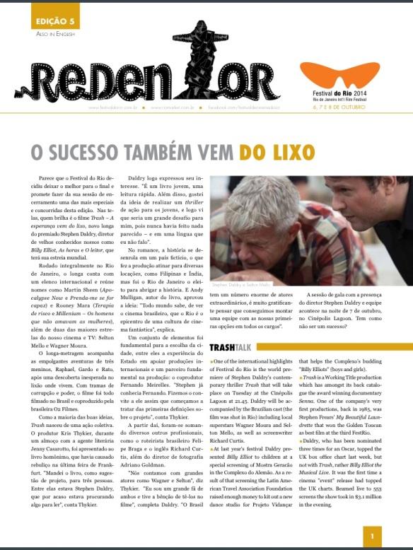 Redentor Cover 5