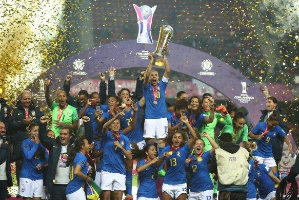 Brazil Ladies Copa